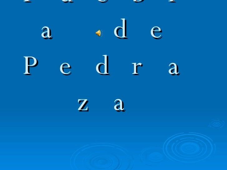 Puebla de Pedraza
