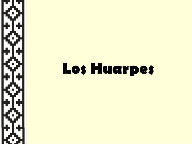 Los Huarpes