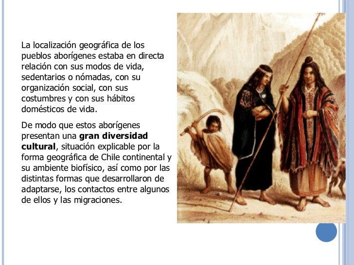 Pueblos Originarios de Chile Slide 2