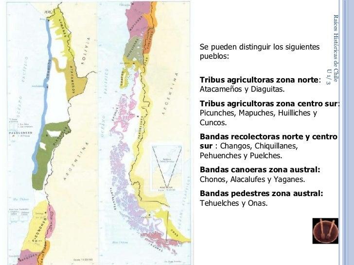 Pueblos Originarios de Chile Slide 3