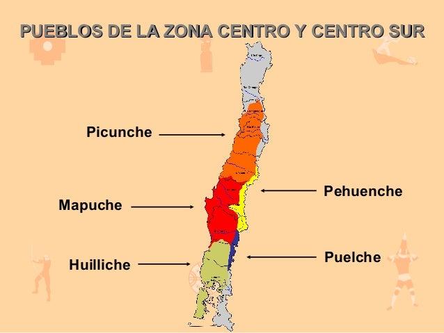 pueblos originarios de chile zona cetro