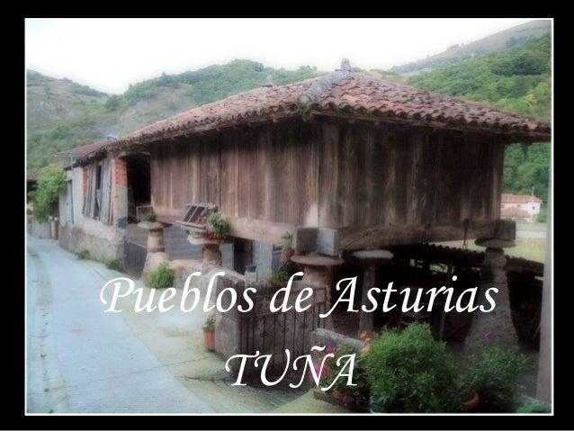 Pueblos de Asturias TUÑA