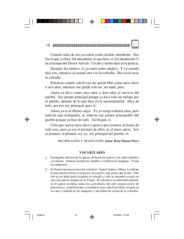 Intendente de limpio y secretaria en municipalidad - 3 1