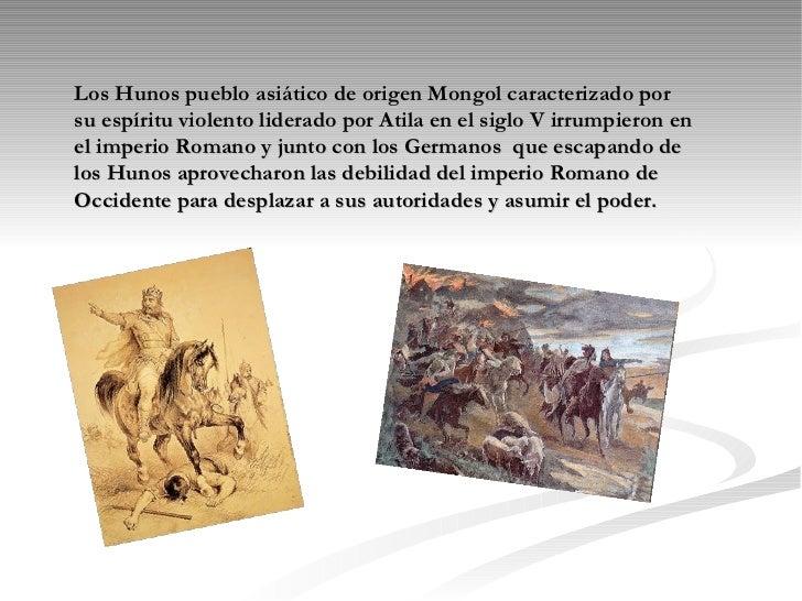 Pueblos Germanos Slide 3