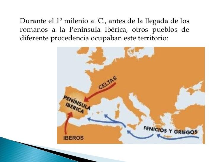 Pueblos Prerromanos Slide 2
