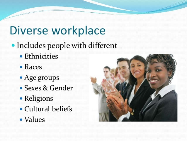 essay on managing diversity in the workplace Labor studies term papers (paper 18591) on diversity in the workplace : diversity in the workplace generally when someone begins speaking about diversity in the workplace, thoughts of affirmative action, racial d.