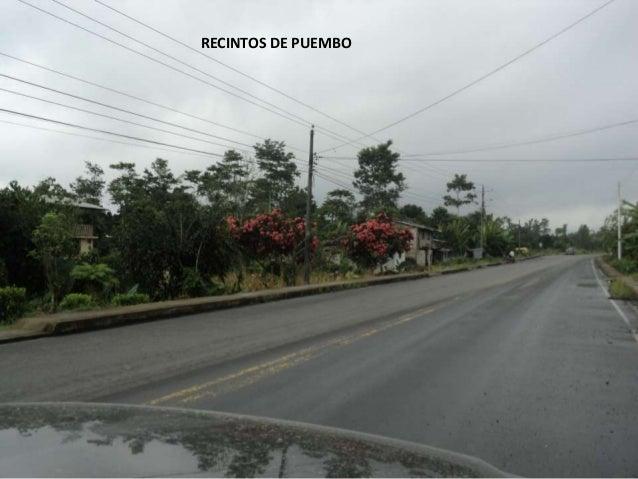 CABAÑAS A ORILLAS DEL RIO PUEMBO