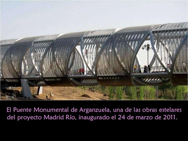 Puente de arganzuela Slide 2