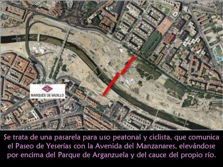 Puente de arganzuela Slide 3