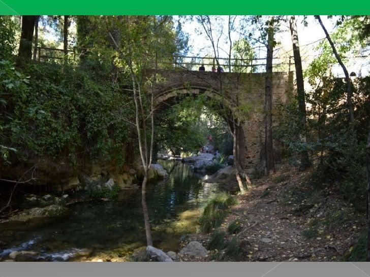 Puente de las herrerías cortijo los ranchales