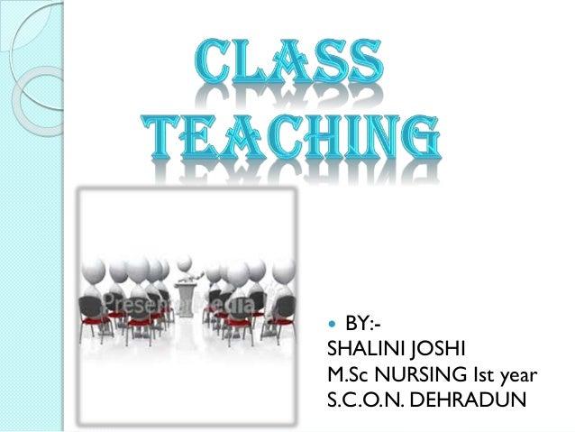 BY:SHALINI JOSHI M.Sc NURSING Ist year S.C.O.N. DEHRADUN 