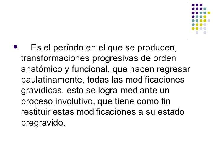 PUERPERIO Slide 2
