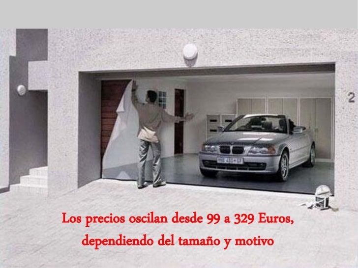 Puertas de garage - Puertas para garage ...