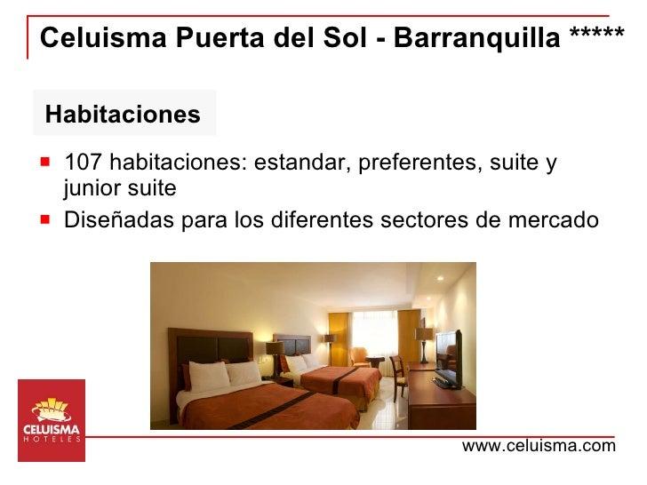 Hotel celuisma puerta del sol barranquilla for Hotel barato puerta del sol
