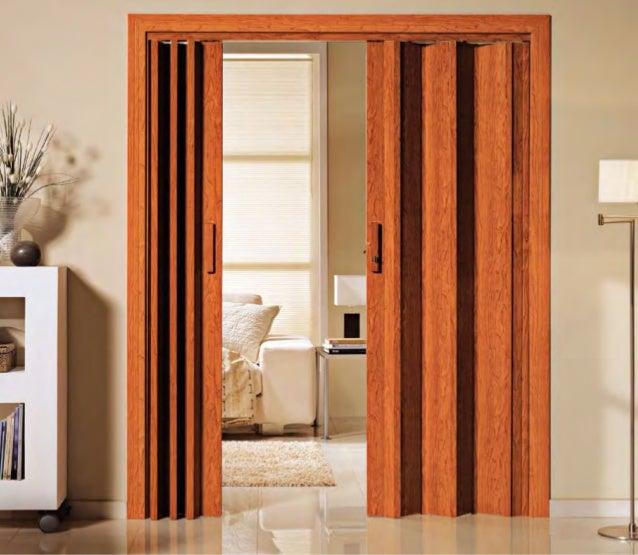Puertas plegables for Hojas plegables