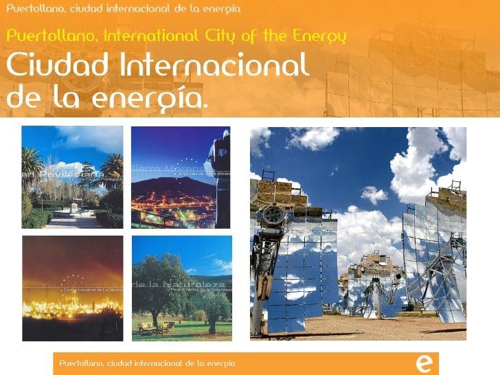 Puertollano, International City of the Energy