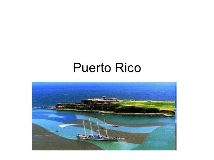 Puerto Rico By, Kati Valentine
