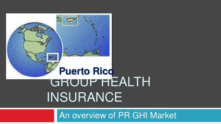 Puerto Rico Group Health Insurance