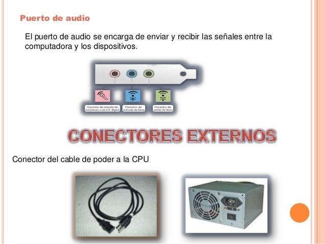 Puertos de conexi n y conectores de coputadoras - Puerto de conexion remota ...