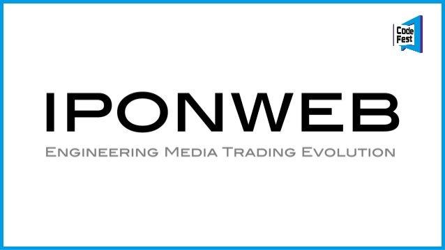 IPONWEB • Cloud-based SaaS model