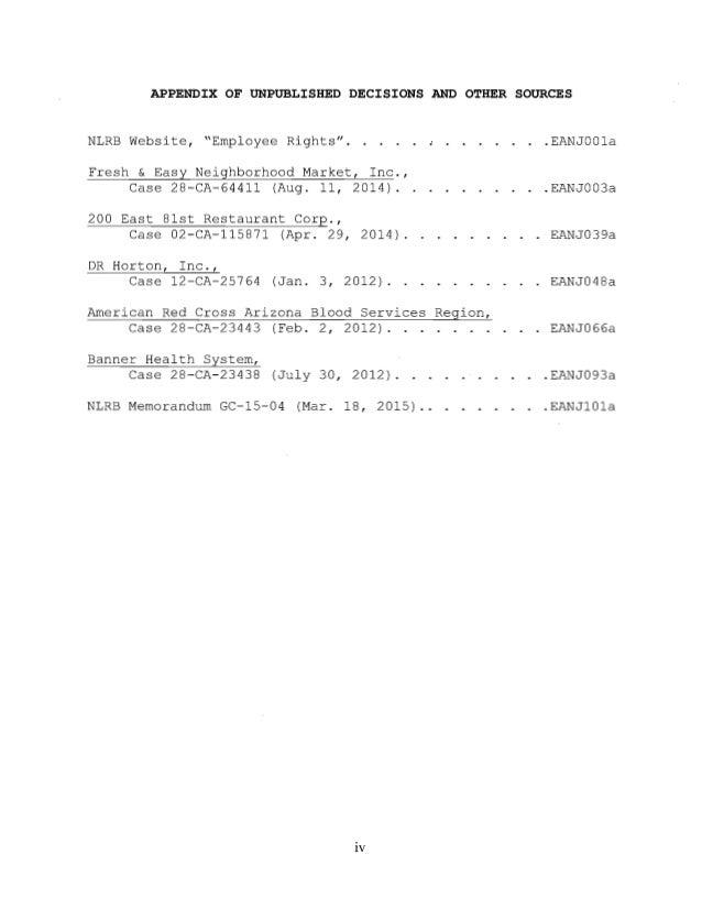 Appellate Briefs