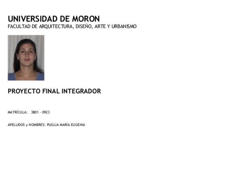 PFI 2012                         UM - fadau EJERCICIO 2 - CORRECCIÓN     VIVIENDA – ESTUDIOCÁTEDRABORRACHIA + BARROSO + SP...