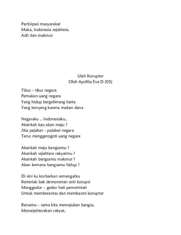 Puisi Ppkn