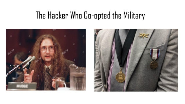 The Hacker Who Co-opted the Military