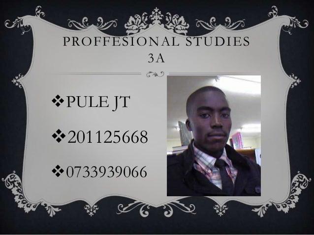 PROFFESIONAL STUDIES3APULE JT2011256680733939066