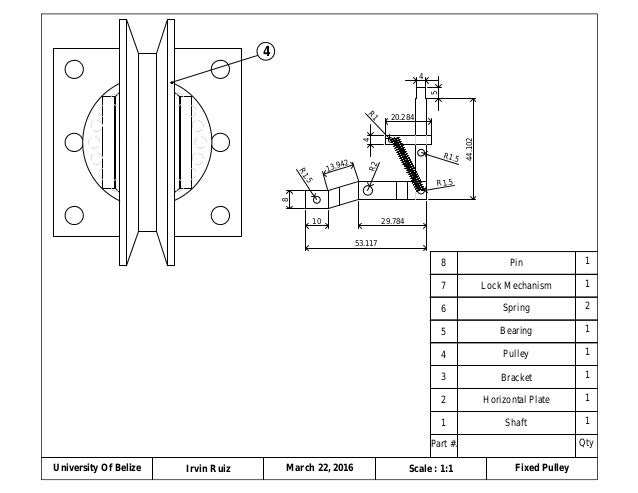 Pulley design