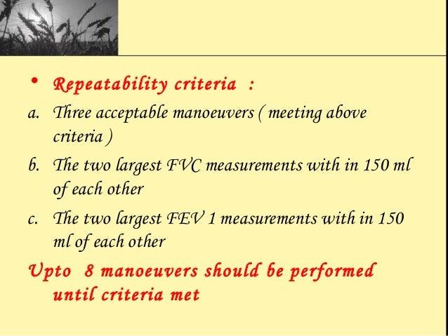 spirometry test instructions