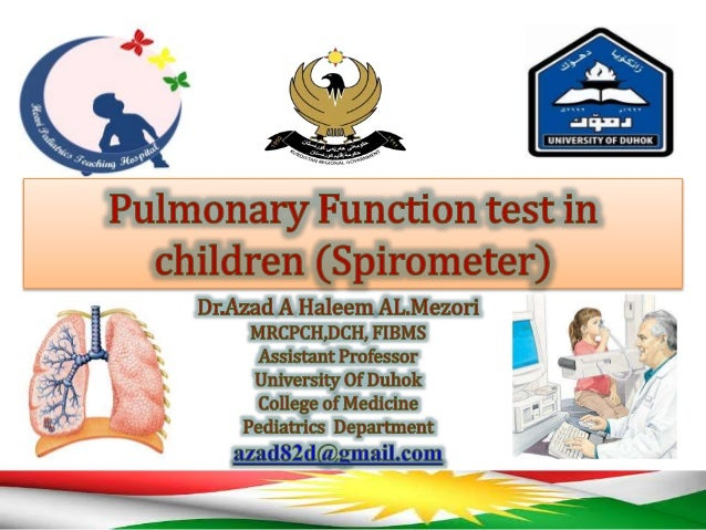 • Respiratory diseases account for the majority of all paediatric hospital visits and hospitalizations all over the world,...