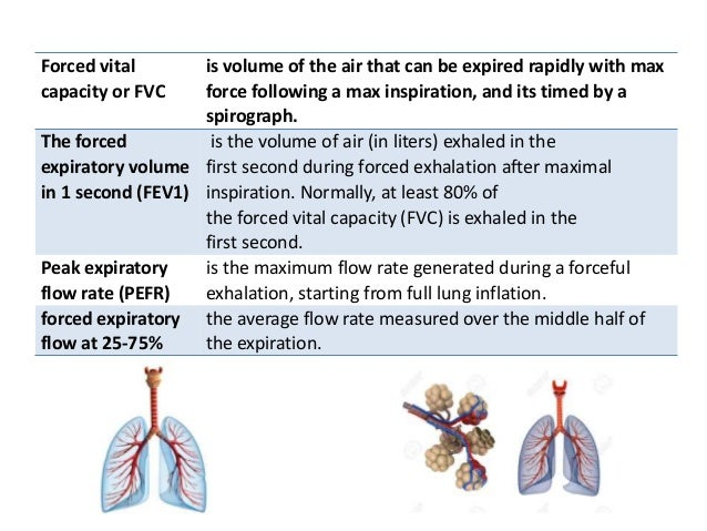 Pulmonary function tests (PFTs) • noninvasive tests that show how well the air ways & lungs are working. • The tests measu...