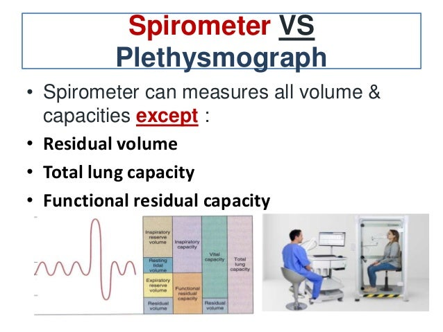 Predicted Normal Values • Reference values for spirometry are derived from studies of specific populations of healthy peop...