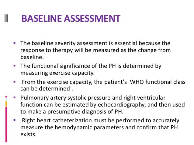 PRIMARY THERAPYGroup 4 PH — Patients with group 4 PH have PH due to  thromboembolic occlusion . Anticoagulation is primar...