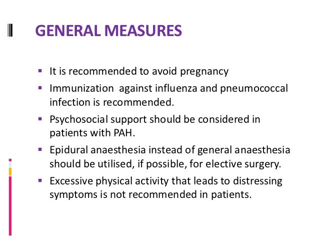 THERAPY TARGETS FOR PAH