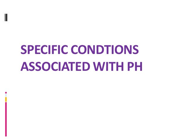 LV DIASTOLIC DYSFUCTION PH as a result of LV diastolic failure is common but often    unrecognized .   It can occur with...