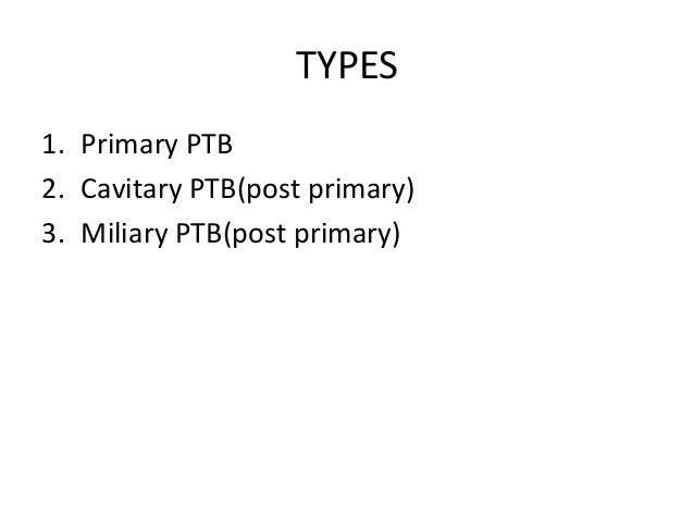 Pulmonary tuberculosis Slide 3