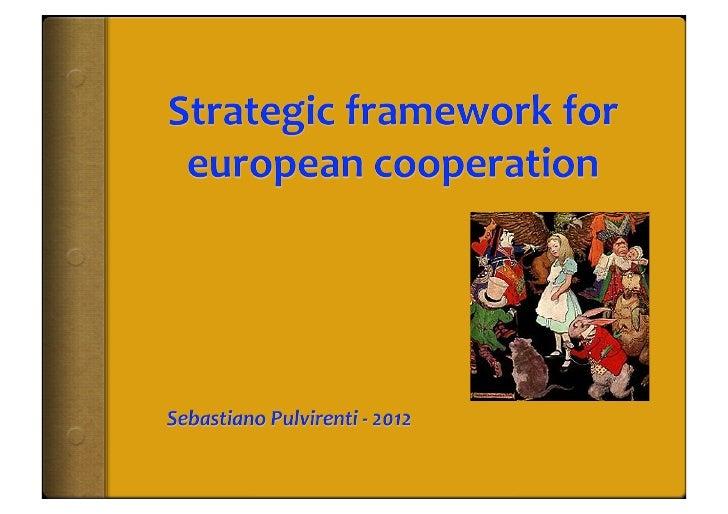 Europa 2020                E.T. 2020  Dalla strategia di Lisbona ad...
