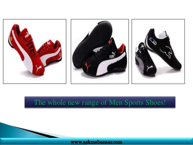 Buy Sports shoes online at best price in India | AskmeBazaar
