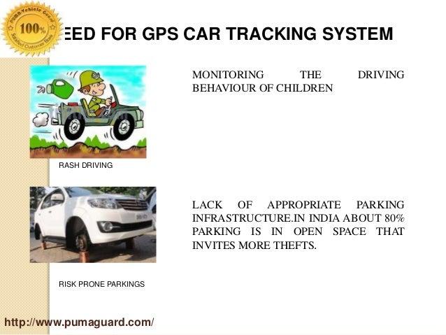 Puma Guard Gps Vehicle Tracking System Chandigarh India