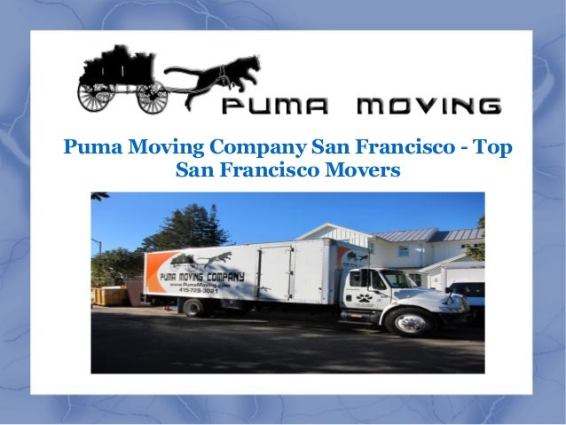 Puma Moving Company San Francisco - Top San Francisco Movers