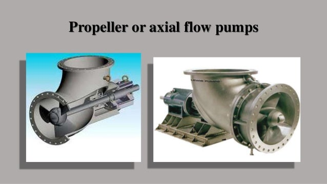 Axial Flow Propeller Pumps : Pumping stations