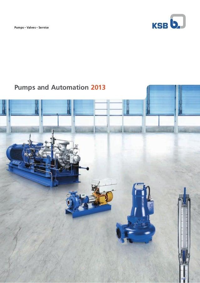 Pumps and Automation 2013 Pumps n Valves n Service