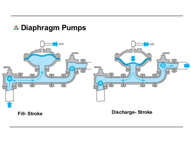 Pump diaphragm pumps fill stroke discharge stroke ccuart Image collections
