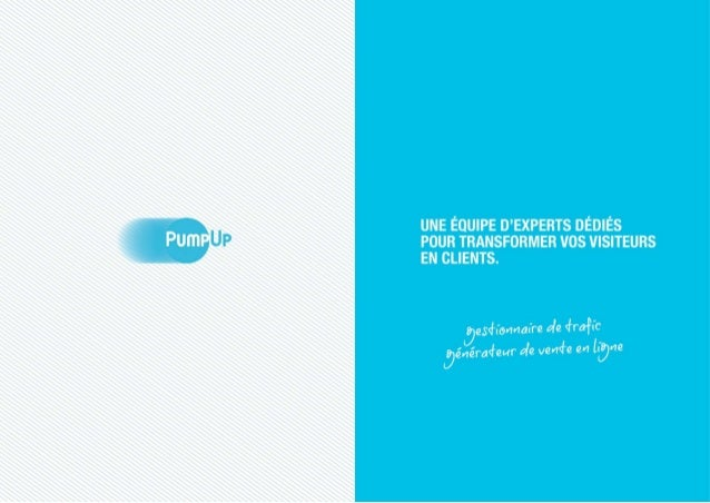 PumpUp Agence d'Optimisation E-Business