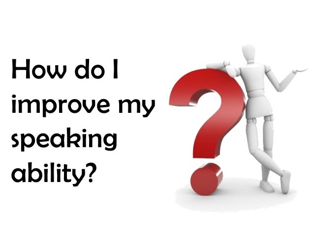 the improvements on my public speaking skills 10 helpful online resources for improving public speaking skills  whether it is  giving presentations for colleagues in your department or at a.