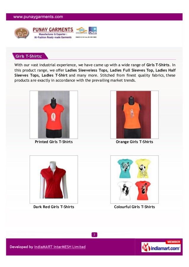 Punay Garments, Jaipur, Readymade Garments Slide 3