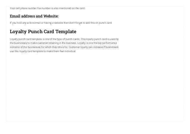 Poker run punch card templatevinorenew