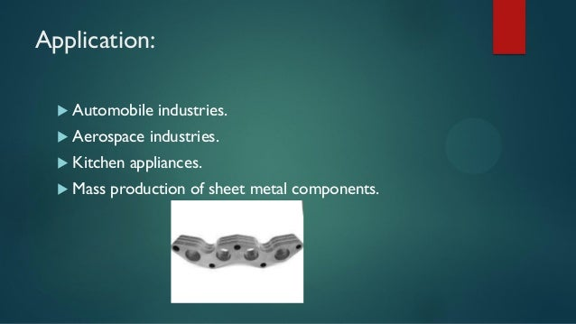 Punching And Blanking Process Sheet Metal Forming